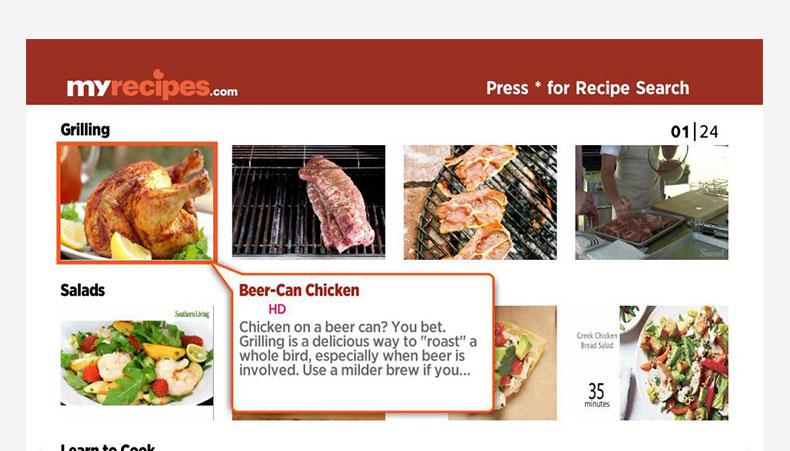 myrecipes.com beer-can chicken recipe example