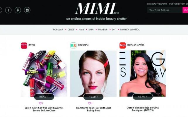 MIMI website