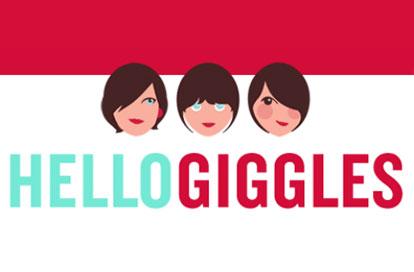 Hello Giggles illustration
