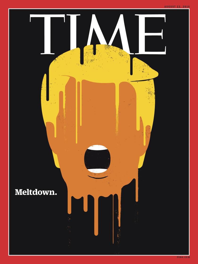 Trump Meltdown.